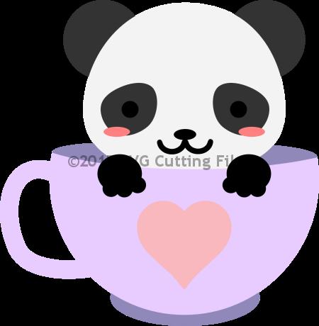 Teacup Panda