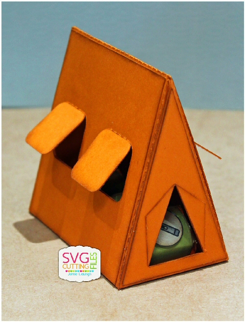 Tent Treat Box