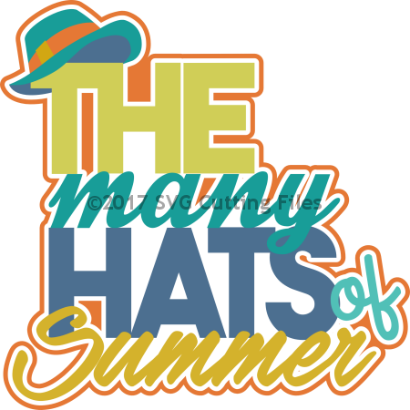 The Many Hats of Summer