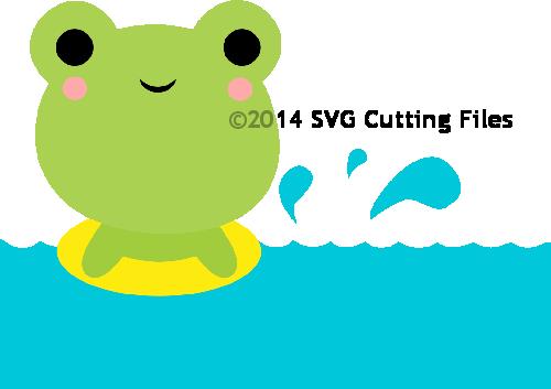 Tubing Frog