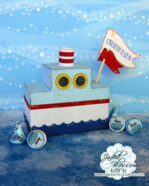 Tug Boat Box