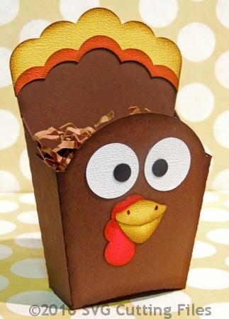Turkey Fry Box