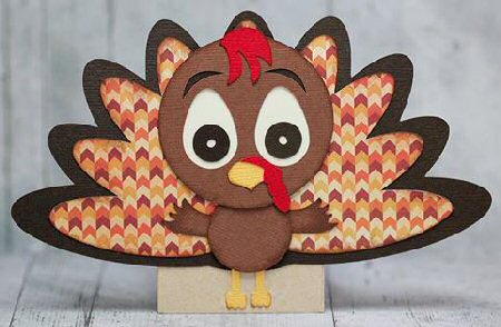 Turkey Treat Box