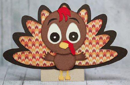 Turkey Treat Box