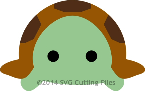 Chunky Animal- Turtle