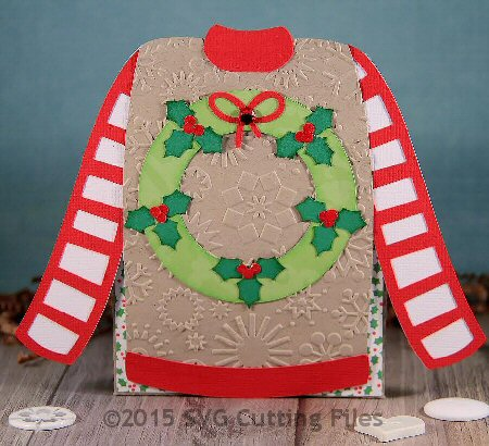 Ugly Sweater Treat Box