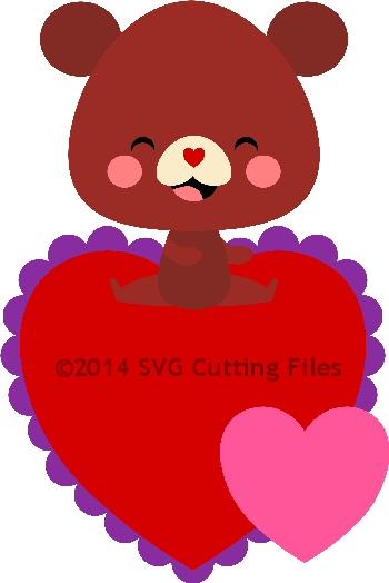 V-day Bear
