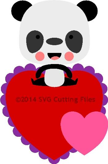 V-day Panda