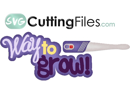 Way to Grow - Pregnancy Test Stick