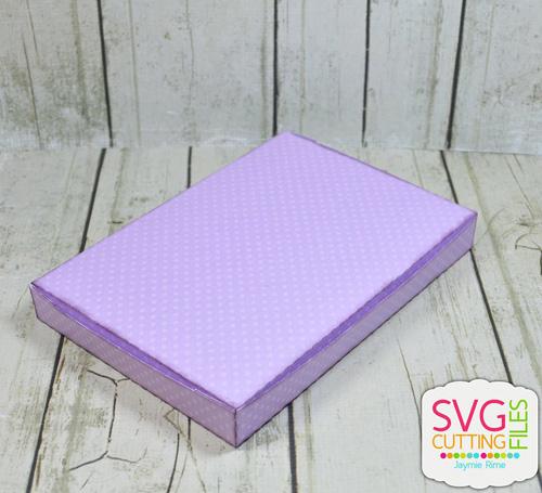 Wider Flat Candy Box