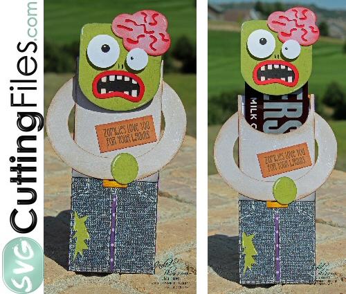 Zombie Wrapper