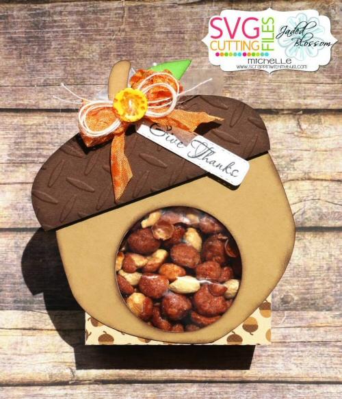 Acorn Belly Box