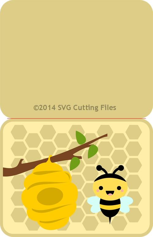 Beehive Card kit