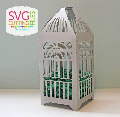 Bird Cage Box