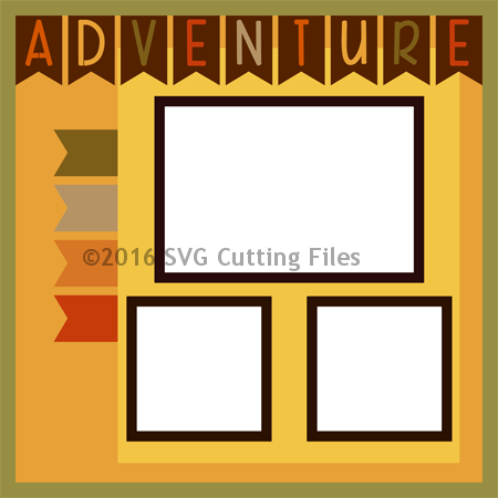 Adventure Page Sketch