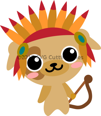 Indian Chief Puppy