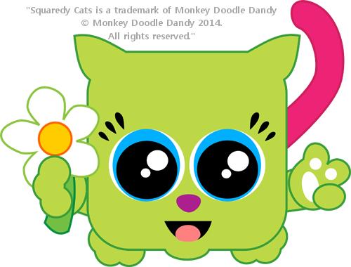 Coolette Squaredy Cat
