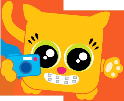 Pearle Squaredy Cat