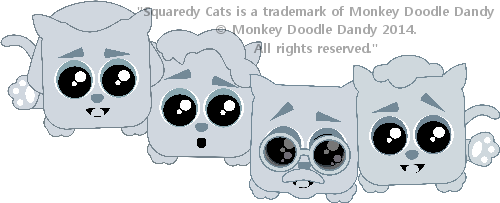 South Dakota Squaredy Cat