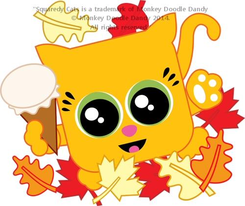 Vermont Squaredy Cat
