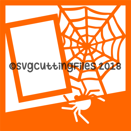 Spider Web Page Overlay