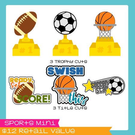 Sports Mini Bundle