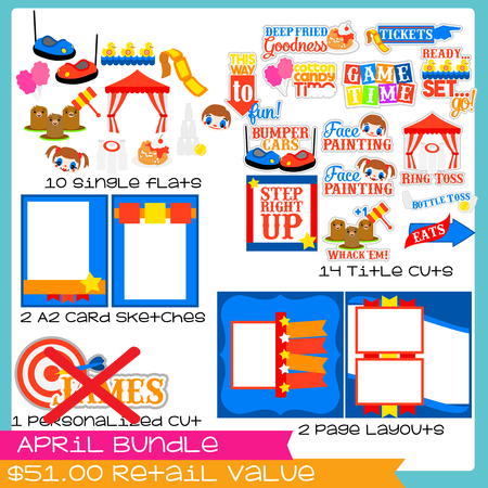 April Bundle - 2018