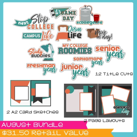 August Bundle College
