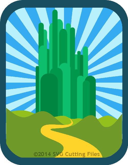Emerald City Card Kit