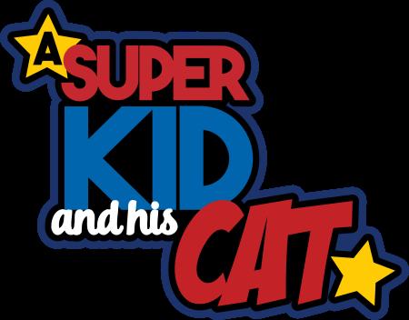 Super Kid and Cat