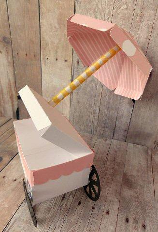 Ice Cream Cart Box