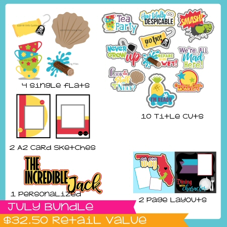 July Bundle Parks