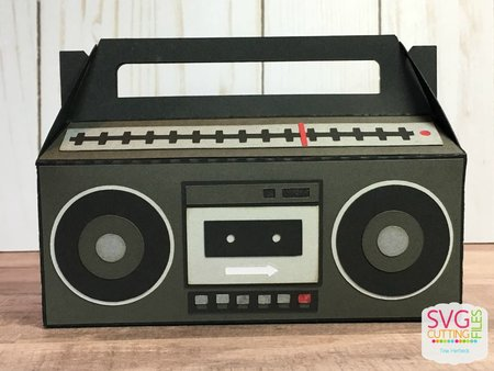 Gable Boom Box
