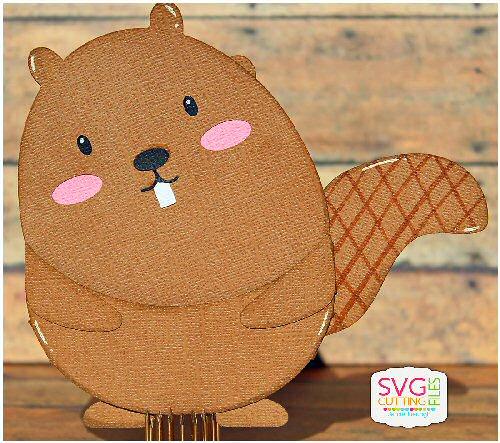 Beaver Slider Card